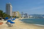 Acapulco bay, Mexico