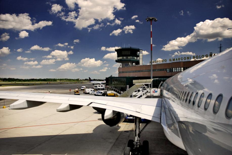 bologna-airport