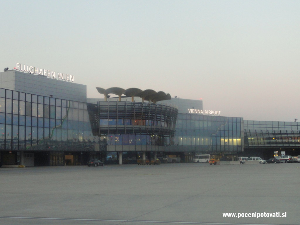 letališče dunaj