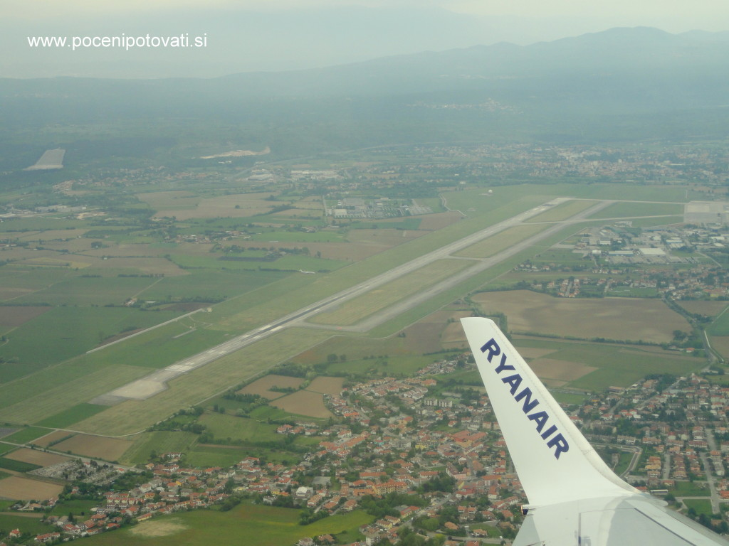 letališče trst
