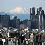 Earthquake hits central Tokyo